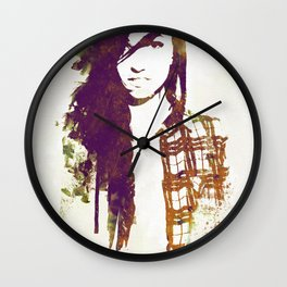 We are lights Wall Clock