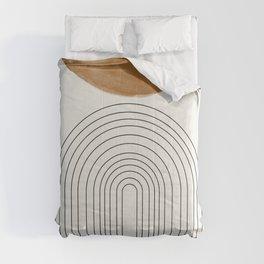 Minimalist Space Comforters