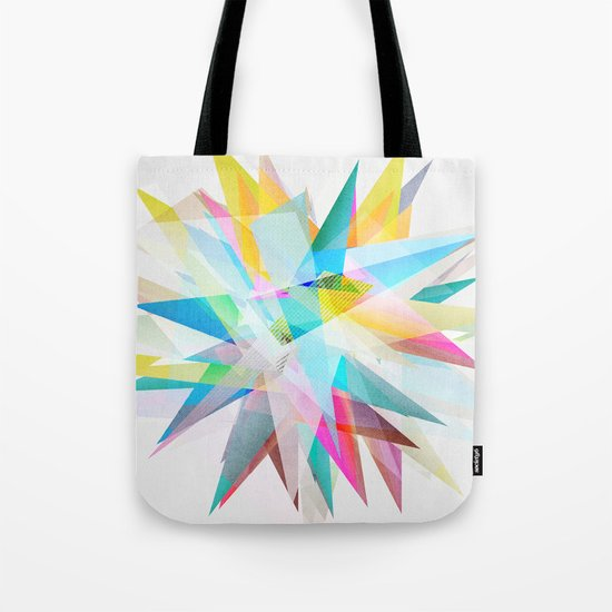 Colorful 4 Tote Bag