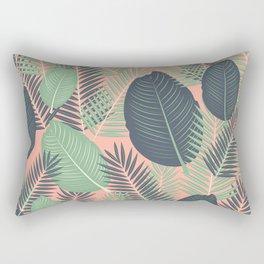 TROPICAL LEAVES 2 Rectangular Pillow