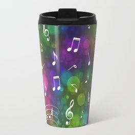 Music Multi 2 Travel Mug