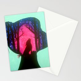 Wild Within Stationery Cards