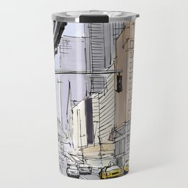 I have visited the city many years ago, I love New York Travel Mug