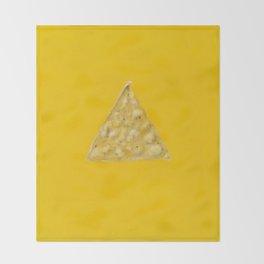 Tortilla Chip Throw Blanket