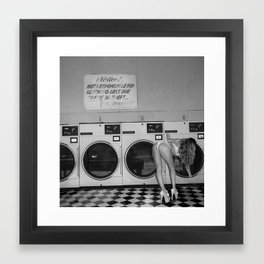 """""""come on to my house"""" Framed Art Print"""