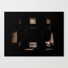 A Good Spot Canvas Print