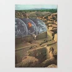 phases 2 Canvas Print