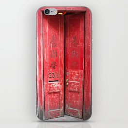 23 1/2 Fan Tan Alley iPhone Skin