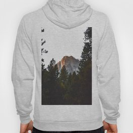 Mountain Behind the Forest (Color) Hoody