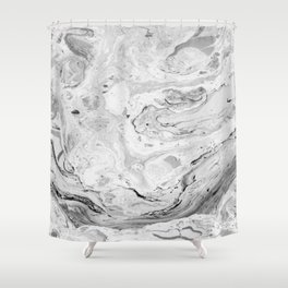 Marble No. 2 Shower Curtain