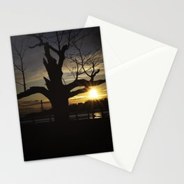 The Sun Rises - Marblehead,MA 01/20 Stationery Cards