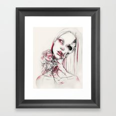 pollen Framed Art Print