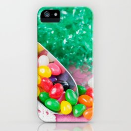 Easter Jellybeans iPhone Case