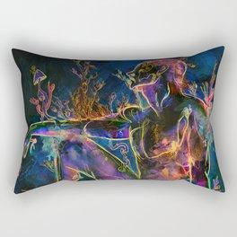 Never Be Rectangular Pillow