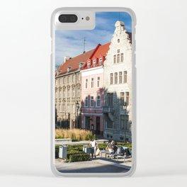 Tallin 1.6 Clear iPhone Case