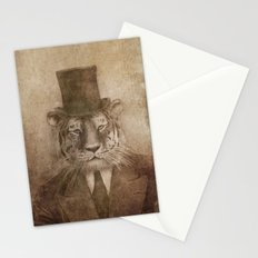 Sir Tiger Stationery Cards