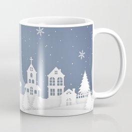 Christmas Town Coffee Mug