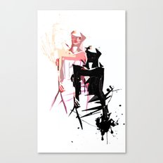 Fashion #2 Canvas Print