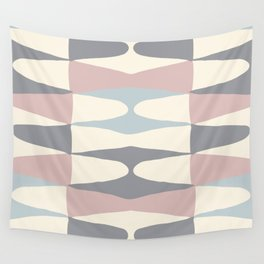Zaha Pastel Wall Tapestry