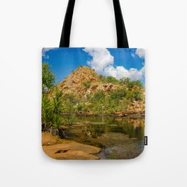Bell Gorge Tote Bag