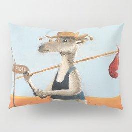 The Traveller Pillow Sham