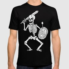 the dead cannot die Mens Fitted Tee Black MEDIUM
