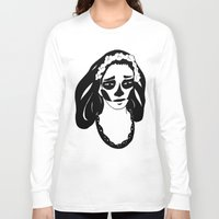 gothic Long Sleeve T-shirts featuring Gothic by Shauny P.