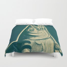 Piscibus 3 Duvet Cover