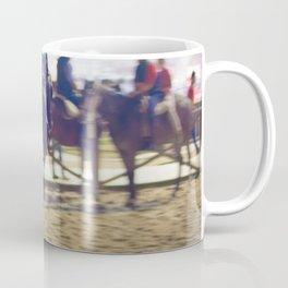 Feira da Golega 2015 3 horses 35 mm Coffee Mug