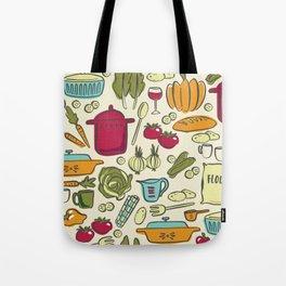 Cookin' Tote Bag