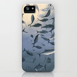 School of Fish 2 iPhone Case