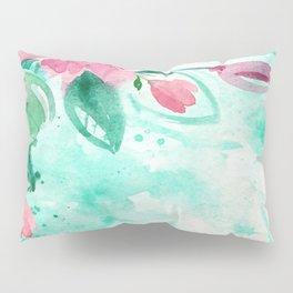 Watercolor Bliss Pillow Sham