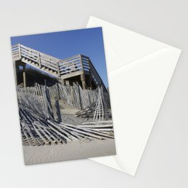 Beach Lines Stationery Cards
