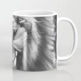 Courageous (Original drawing) Coffee Mug