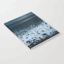 Iceland waves and shapes - Landscape Photography Notebook