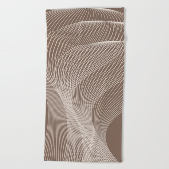 Abstract pattern 41 Beach Towel