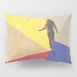 human dynamic #3 Pillow Sham