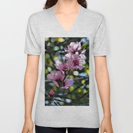 Spring Beauty Unisex V-Neck