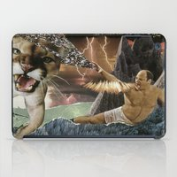 seinfeld iPad Cases featuring CANTSTANDYA: THE WRATH OF GEORGE COSTANZA by Lauren Little