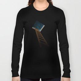 Escape to heaven Long Sleeve T-shirt