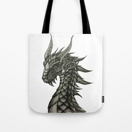 Jerry the Dragon Tote Bag