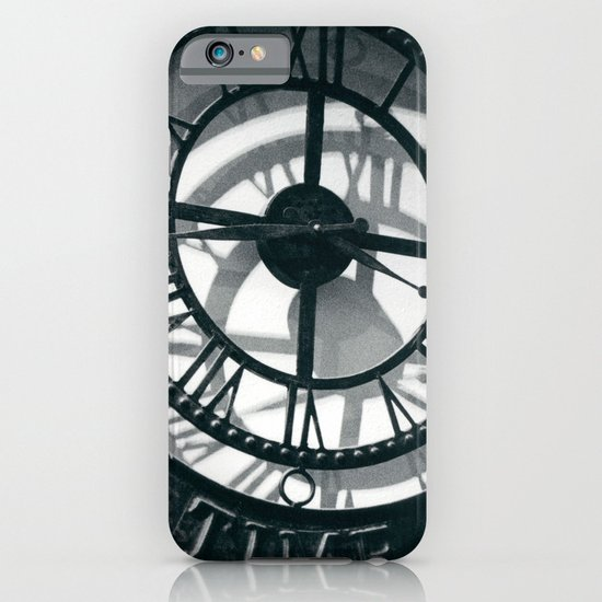 Time iPhone & iPod Case