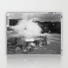 Hot spring Laptop & iPad Skin