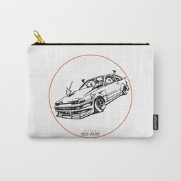Crazy Car Art 0008 Carry-All Pouch