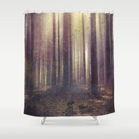 justin timberlake Shower Curtains featuring This isn´t yours by HappyMelvin