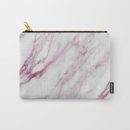 Marble Pink - Hug Me Carry-All Pouch
