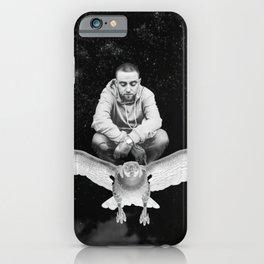 American Rapper Mac Miller Canvas iPhone Case