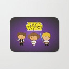 Star Wars Trio Bath Mat