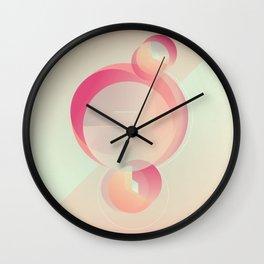 Alluring secret Wall Clock