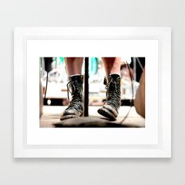 NOFX FATT MIIKEE Framed Art Print